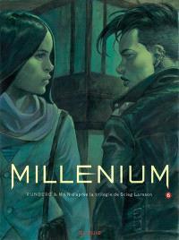 Millénium. Volume 6, La reine dans le palais des courants d'air : seconde partie