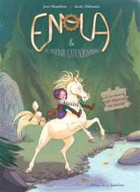 Enola & les animaux extraordinaires. Volume 2, La licorne qui dépassait les bornes