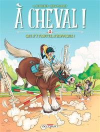 A cheval !. Volume 2, Qui s'y frotte, s'hippique !