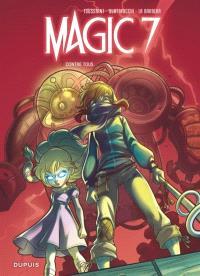 Magic 7. Volume 2, Contre tous