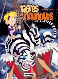 Tigres et nounours, Troisième voyage