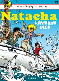 Natacha. Volume 22, L'épervier bleu