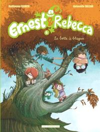 Ernest & Rebecca. Volume 6, La boîte à blagues
