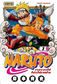 Naruto. Volume 1