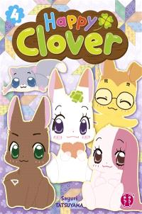 Happy Clover. Volume 4