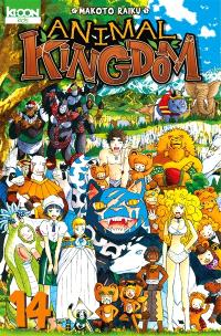 Animal kingdom. Volume 14