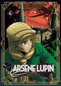 Arsène Lupin : l'aventurier. Volume 4, L'aiguille creuse : 2e partie