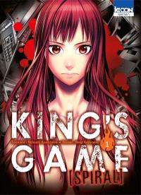 King's game spiral. Volume 1