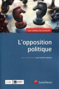 L'opposition politique