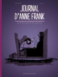 Journal d'Anne Frank : L'annexe, notes de journal du 12 juin 1942 au 1er août 1944