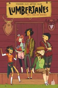 Lumberjanes. Volume 1, L'ange-chat redoutable