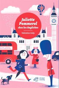 Juliette Pommerol chez les Angliches