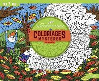 Coloriages mystères au numéro : dès 7 ans