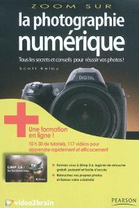 Zoom sur la photographie numérique : tous les secrets et conseils pour réussir vos photos ! + une formation en ligne !