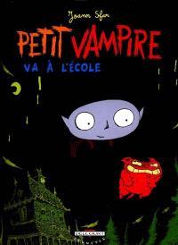 Petit Vampire. Volume 1, Petit Vampire va à l'école