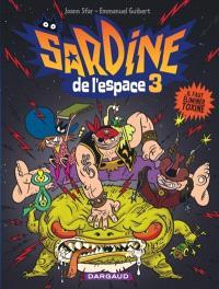 Sardine de l'espace. Volume 3, Il faut éliminer Toxine