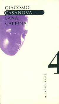 Lana Caprina, lettre d'un lycanthrope