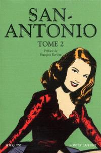 San-Antonio. Volume 2