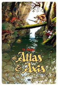 La saga d'Atlas & Axis. Volume 1
