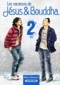 Les vacances de Jésus & Bouddha : saint young men. Volume 2