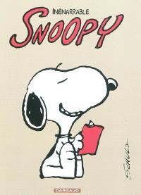Snoopy. Volume 12, Inénarrable Snoopy