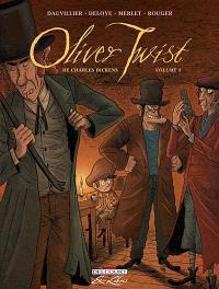 Oliver Twist, de Charles Dickens. Volume 3