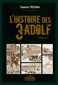 L'histoire des 3 Adolf : édition de luxe. Volume 3