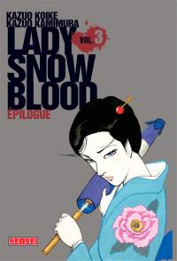 Lady Snowblood. Volume 3, Epilogue