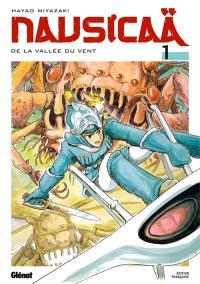 Nausicaä : de la vallée du vent. Volume 1