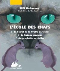 L'école des chats. Volume 1-2-3