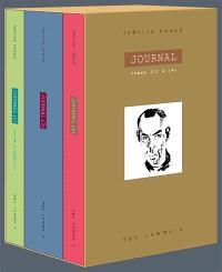 Journal : coffret des tomes 1 à 4