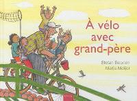 A vélo avec grand-père