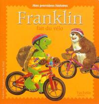 Franklin, Franklin fait du vélo