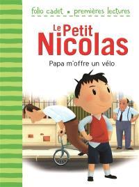 Le Petit Nicolas. Volume 4, Papa m'offre un vélo