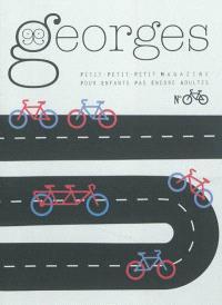 Georges : drôle de magazine pour enfants. n° 7, Vélo