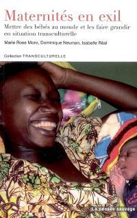 Maternités en exil : mettre des bébés au monde et les faire grandir en situation transculturelle