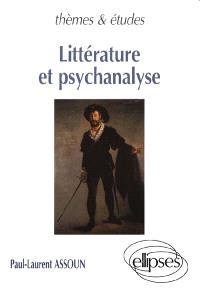 Littérature et psychanalyse : Freud et la création littéraire