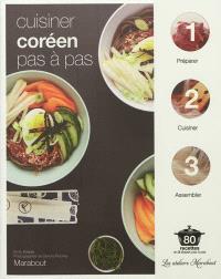Cuisiner coréen pas à pas