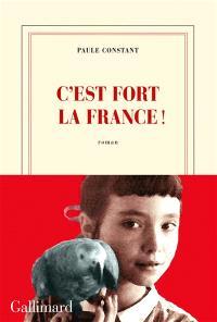 C'est fort la France !