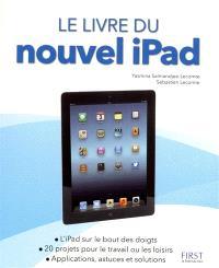 Le livre du nouvel iPad 3