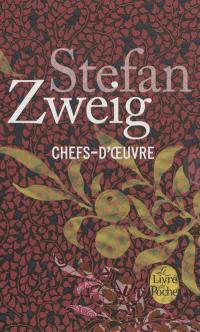 Coffret Stefan Zweig : chefs-d'oeuvre