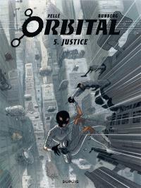 Orbital. Volume 5, Justice