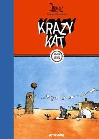Krazy Kat : planches du dimanche. Volume 1, 1925-1929