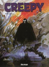 Creepy : anthologie. Volume 1