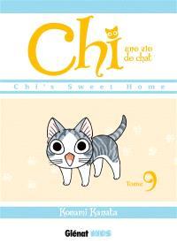 Chi, une vie de chat. Volume 9