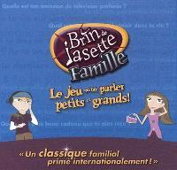Brin de jasette famille : le jeu qui fait parler petits et grands !