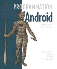 Programmation Android : versions couvertes jusqu'à Android 3.x