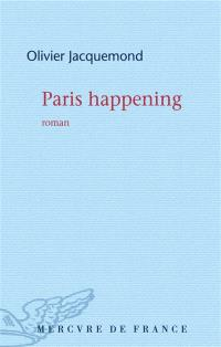 Paris happening