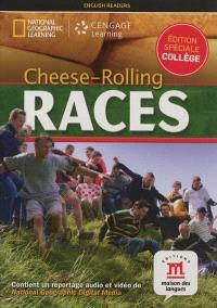 Cheese-rolling races : édition spéciale collège