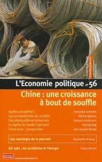 Économie politique (L'). n° 56, Chine : une croissance à bout de souffle